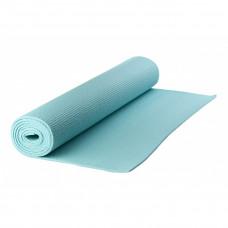Коврик для йоги YNIZ PV YOGA MAT голубой, YJ3231-06b