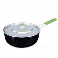 Сковорода BRS-P26 складная с антипригарным покрытием