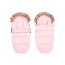 Детский конверт для коляски, санок 4 в 1 Springos SB0017 Pink