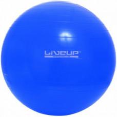 Фитбол LiveUP GYM BALL голубой 75см