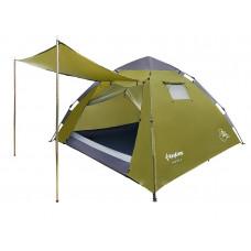 Палатка KingCamp Monza 3 KT3094 Apple green