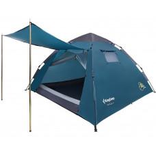Кемпинговая палатка KingCamp Monza 3 KT3094 Сyan