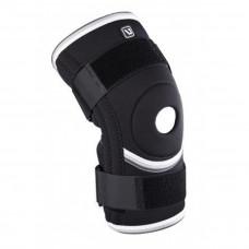 Фиксатор колена Liveup KNEE SUPPORTS черный XL, LS5762-XL