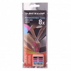 Кинезио тейпы для колена и запястья Dunlop, D86217