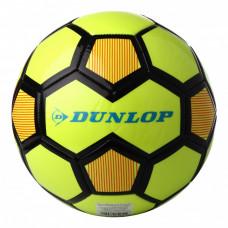 Футбольный мяч Dunlop Football желтый+черный, D64420-y