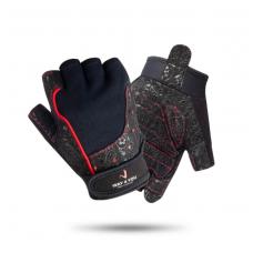 Перчатки для фитнеса Женские Way4you Black w-1736