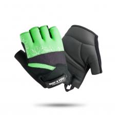 Перчатки для фитнеса Женские Way4you Green w-1734