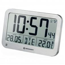 Часы настенные Bresser MyTime MC Silver (7001801)