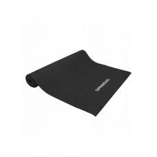Коврик (мат) для йоги и фитнеса Springos PVC 4 мм YG0034 Black