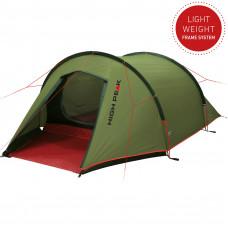 Палатка High Peak Kite 3 LW Pesto/Red (10344)