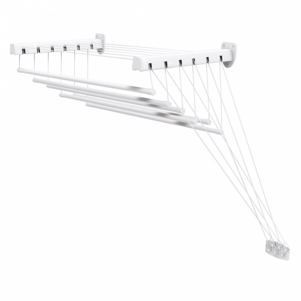 Сушилка для белья настенно-потолочная Gimi Lift 180 10.5 м (153567)