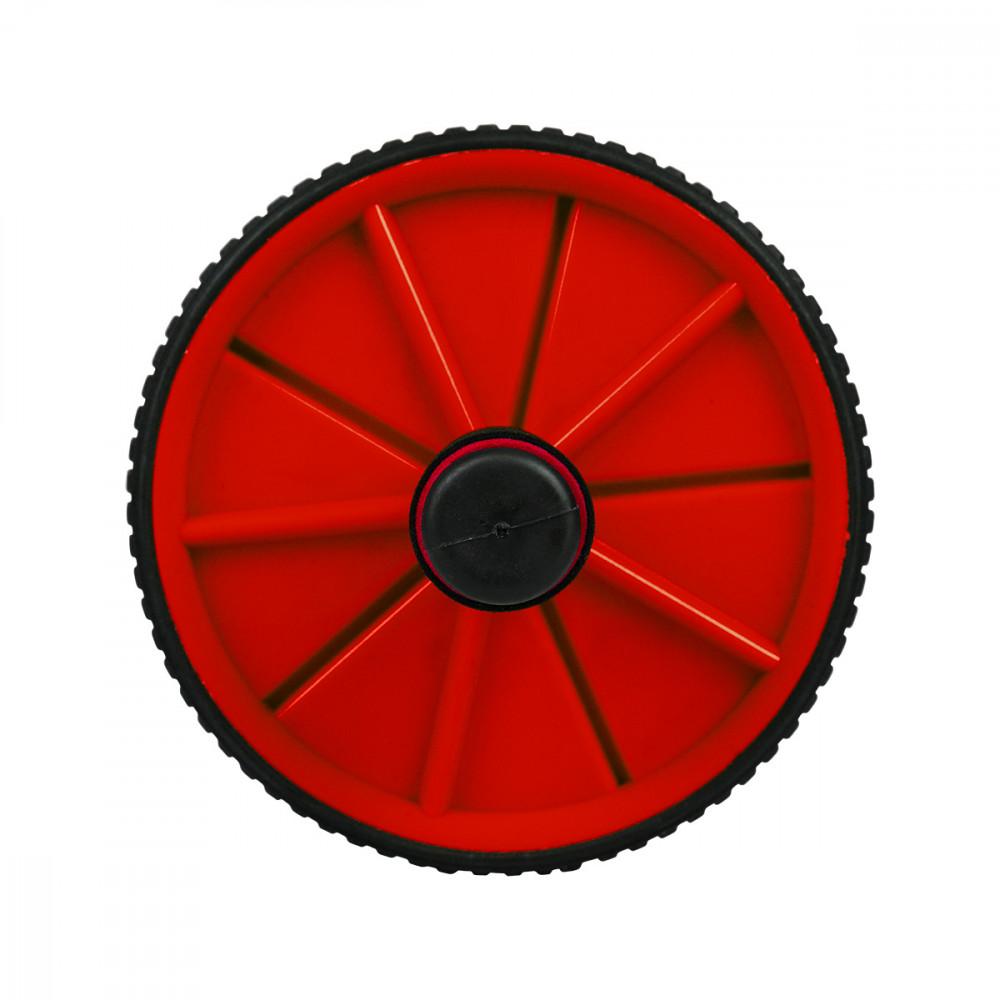 Ролик (гинастическое колесо) для пресса Eversport ES0003 Red