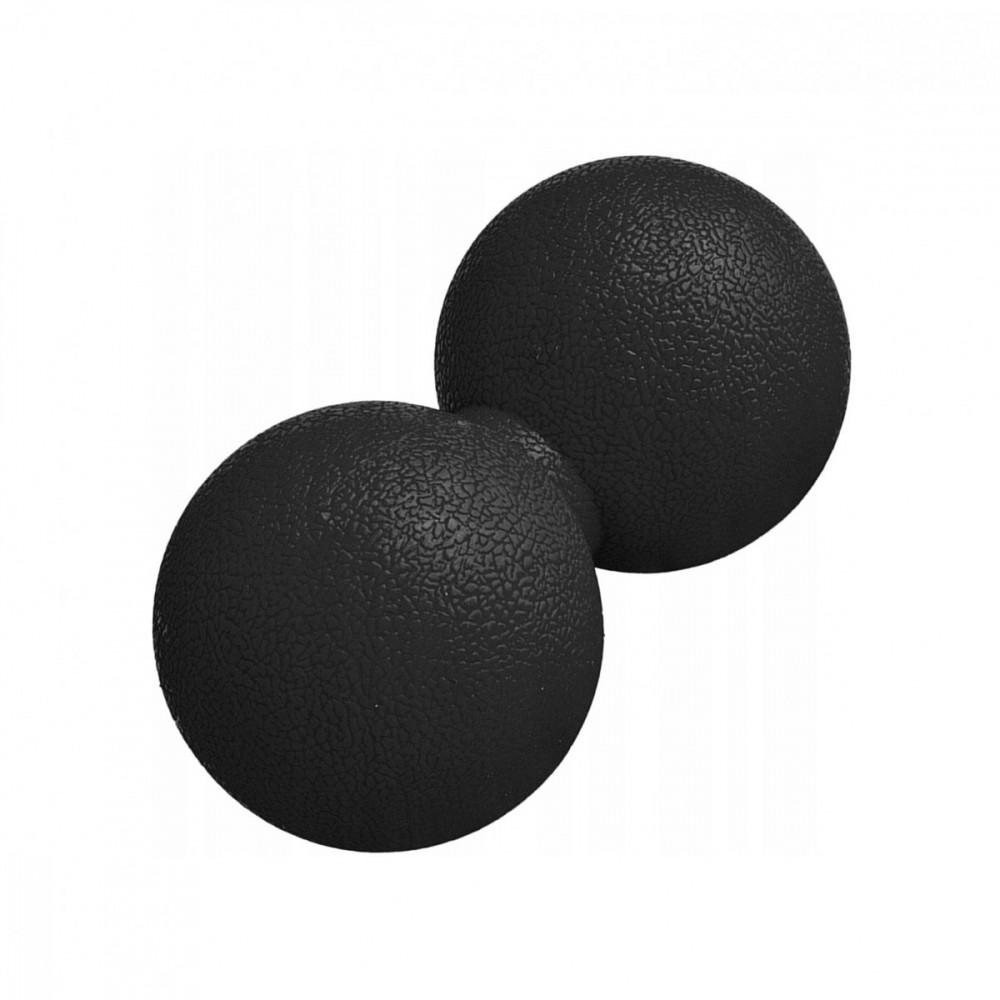 Массажный мяч двойной Springos Lacrosse Double Ball 6 x 12 см FA0022