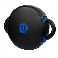 Макивара круглая Dozen Monochrome Trainer Shock Pad Black/Blue