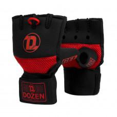 Быстрые бинты Dozen Pro Gel Air Inner Speed Wraps Red, S/M