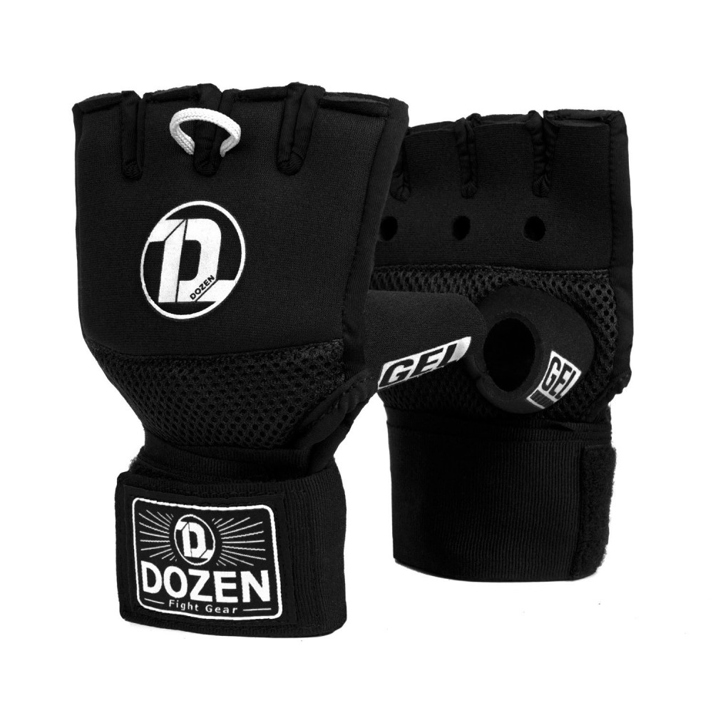 Быстрые бинты Dozen Pro Gel Air Inner Speed Wraps White, S/M