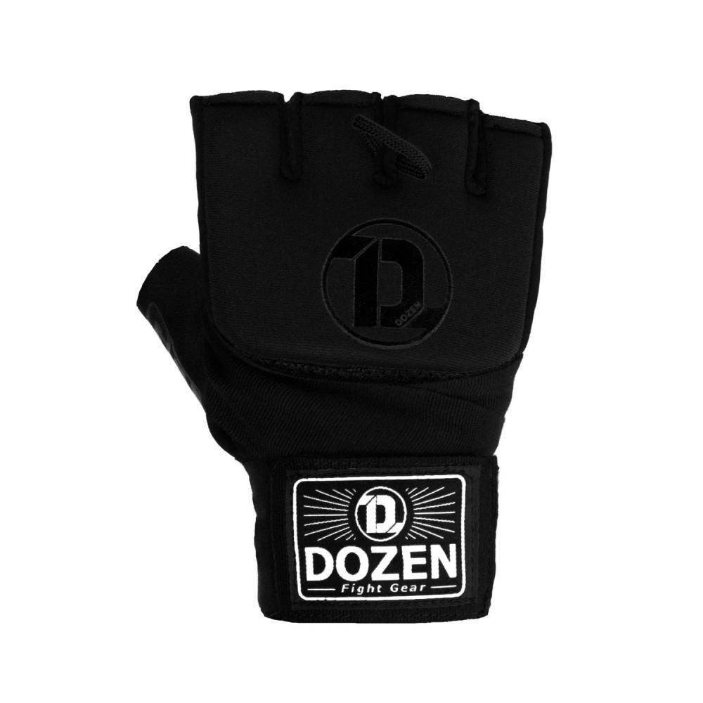 Быстрые бинты Dozen Pro Gel Air Inner Speed Wraps Black, S/M