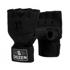 Быстрые бинты Dozen Pro Gel Air Inner Speed Wraps Black, L/XL