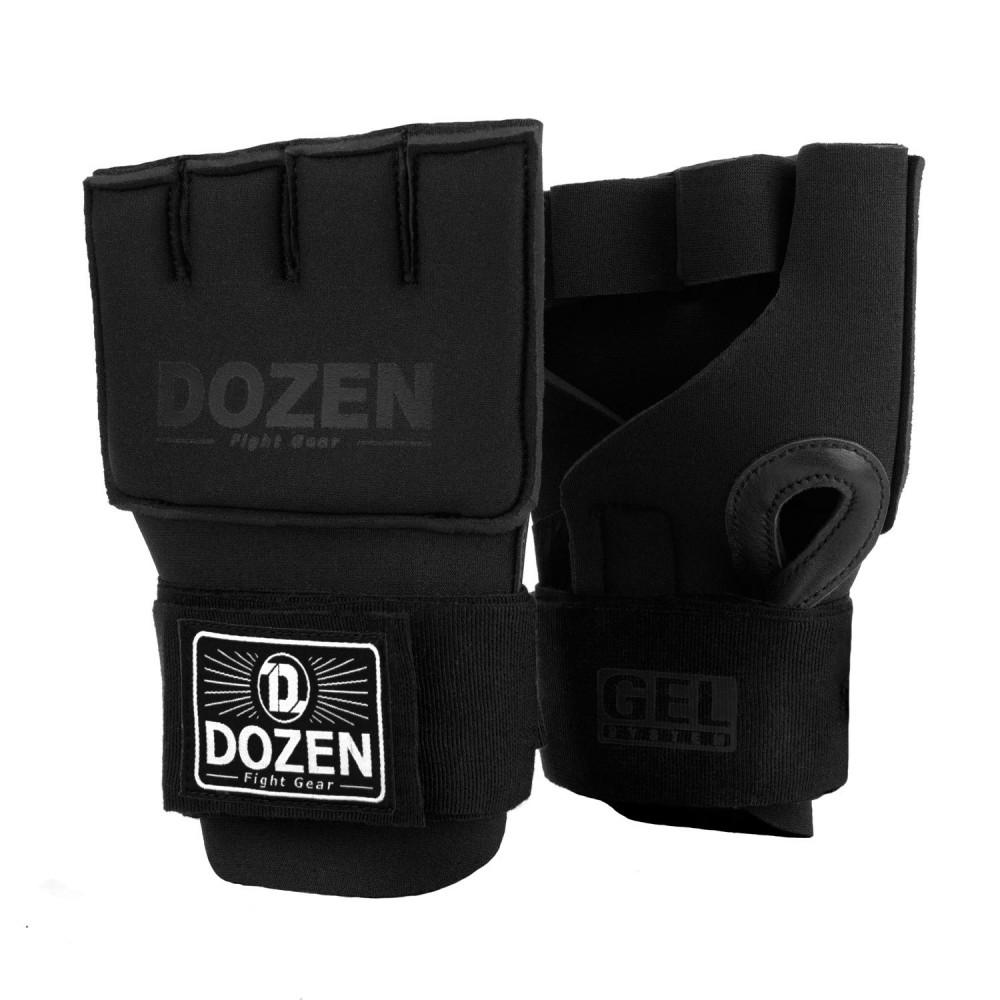 Быстрые бинты Dozen Prime Gel Inner Speed Wraps Black