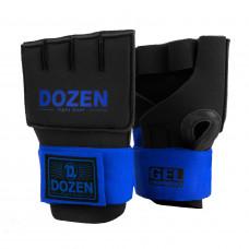 Быстрые бинты Dozen Prime Gel Inner Speed Wraps Blue