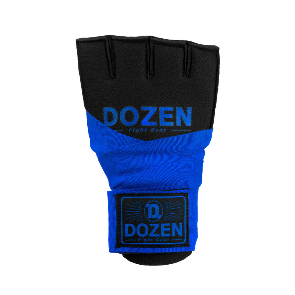 Быстрые бинты Dozen Prime Gel Inner Speed Wraps Blue