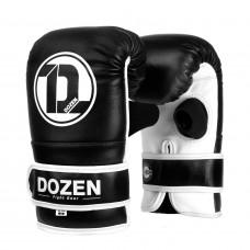 Снарядные перчатки Dozen Soft Pro Bag Gloves Black, S/M