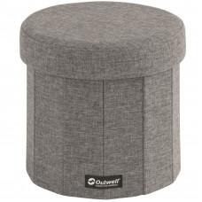 Органайзер кемпинговый Outwell Dawlish Low Seat & Storage Grey Melange (470367)
