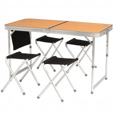 Стол Easy Camp Belfort Brown (540016)