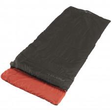 Спальный мешок Easy Camp Astro L/+6°C Black Left (240144)