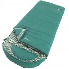 Спальний мішок Outwell Camper Supreme/-9°C Petrol Blue Left (230352)