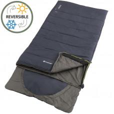 Спальный мешок Outwell Contour Lux Reversible/-3°C Deep Blue Right (230373)