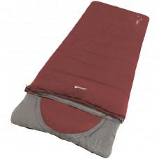 Спальный мешок Outwell Contour Lux Reversible/-3°C Red Left (230367)
