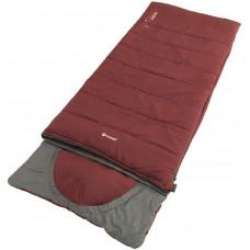Спальний мішок Outwell Contour Lux Reversible/-3°C Red Right (230383)