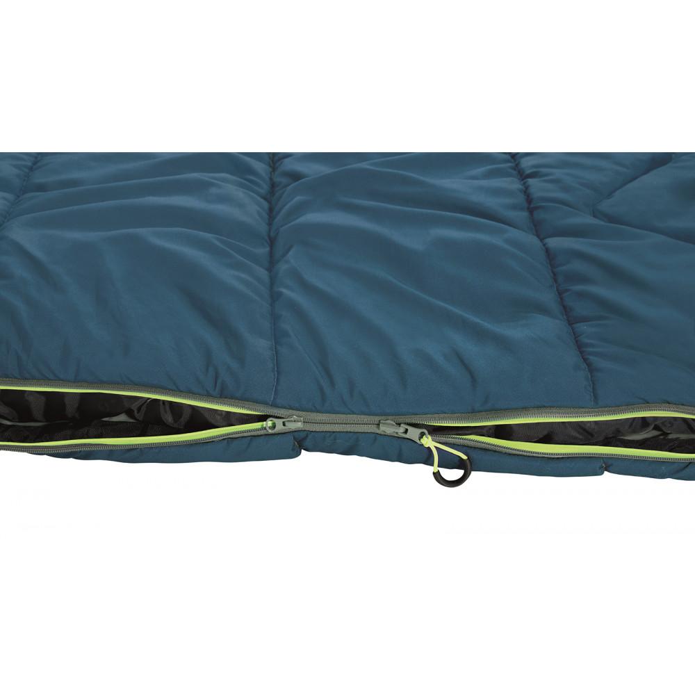 Спальний мішок Outwell Pine Lux/-2°C Blue Left (230346)