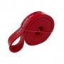 Гумова петля для тренувань PowerPlay 4115 Level 4 (14-39 кг) Червона
