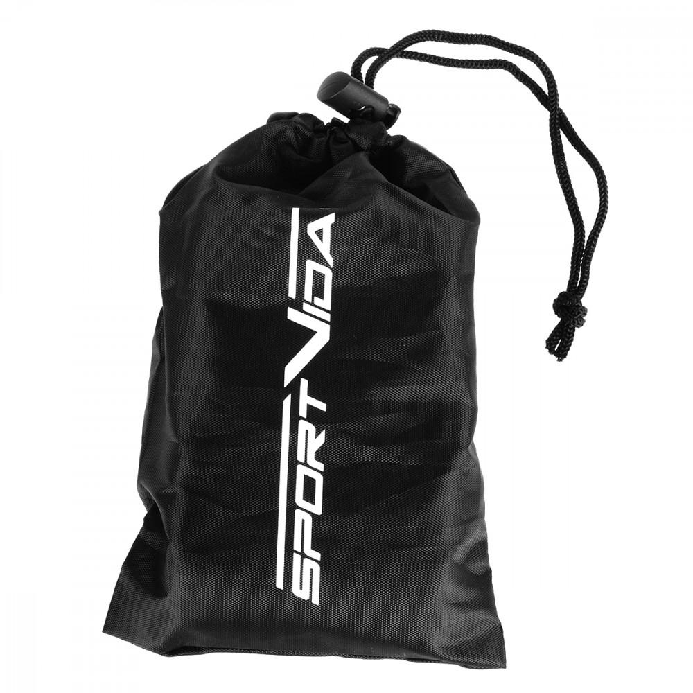Резинка для фитнеса и спорта тканевая SportVida Hip Band Size S SV-HK0251