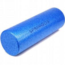 Массажный ролик (валик, роллер) Springos EPP 45 x 15 см FR0012