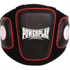 Пояс тренера PowerPlay 3083 черный