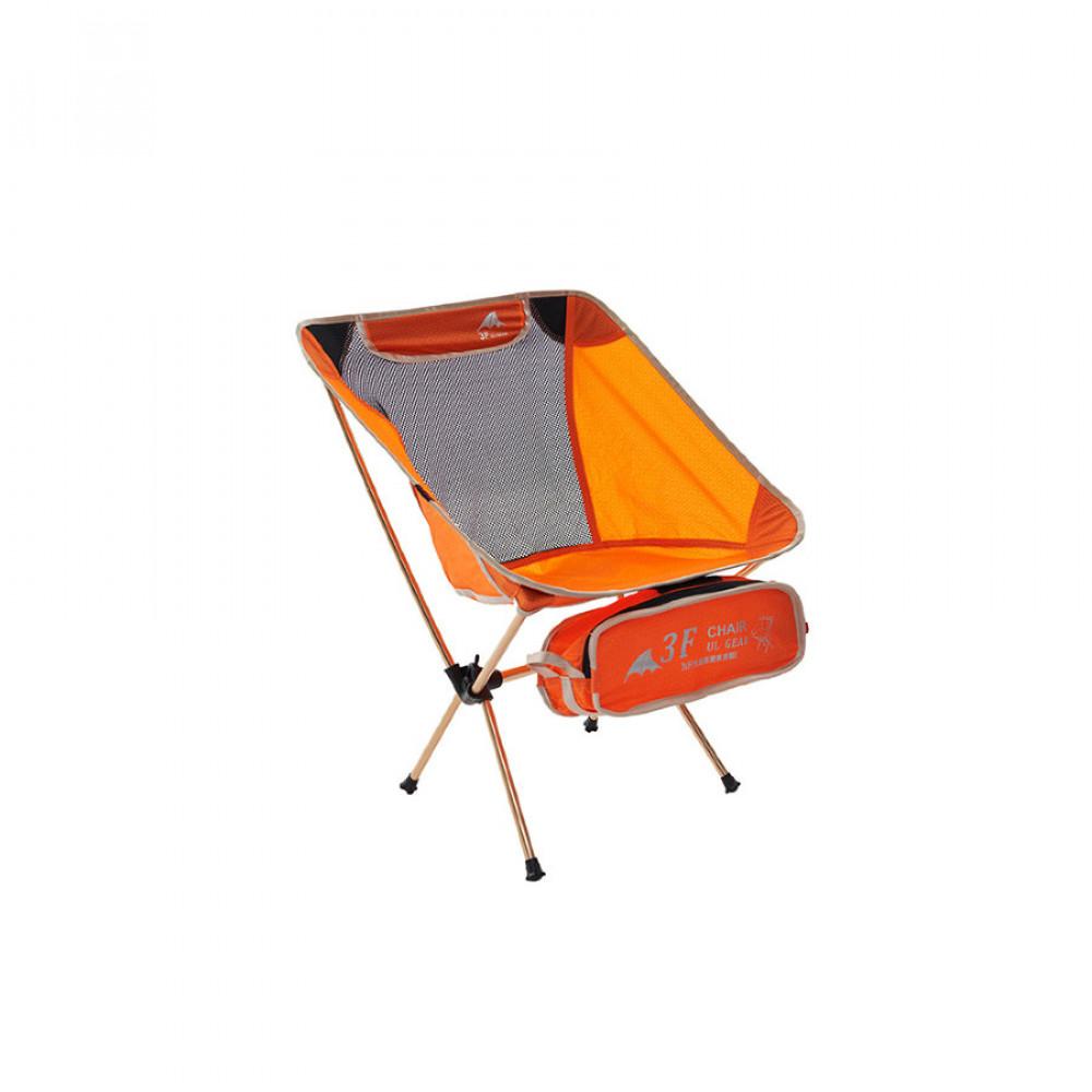 Крісло складне 3F Ul Gear Aluminium помаранчевий