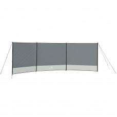 Тент пляжный Easy Camp Windscreen Granite Grey (120330)