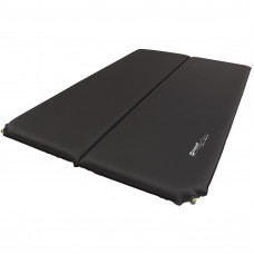 Коврик самонадувающийся Outwell Self-inflating Mat Sleepin Double 7.5 cm Black (400013)