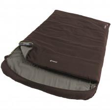Спальный мешок Outwell Campion Lux Double/-1°C Brown Left (230370)