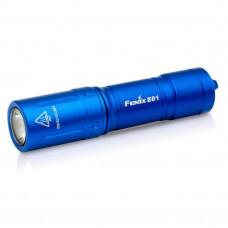 Ліхтар Fenix E01 V2.0 Cree XP-G2 S3, синій