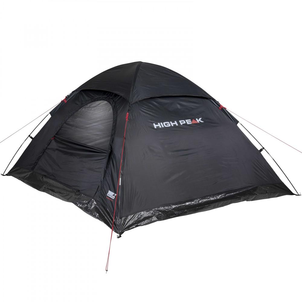 Палатка High Peak Monodome XL 4 Black (10310)