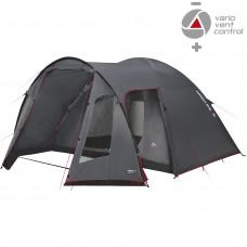 Палатка High Peak Tessin 4 Dark Grey/Red (10222)