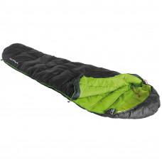 Спальный мешок High Peak Black Arrow/+4°C Dark Grey/Green Left (23059)
