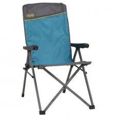 Кресло раскладное Uquip Justy Blue/Grey (244015)