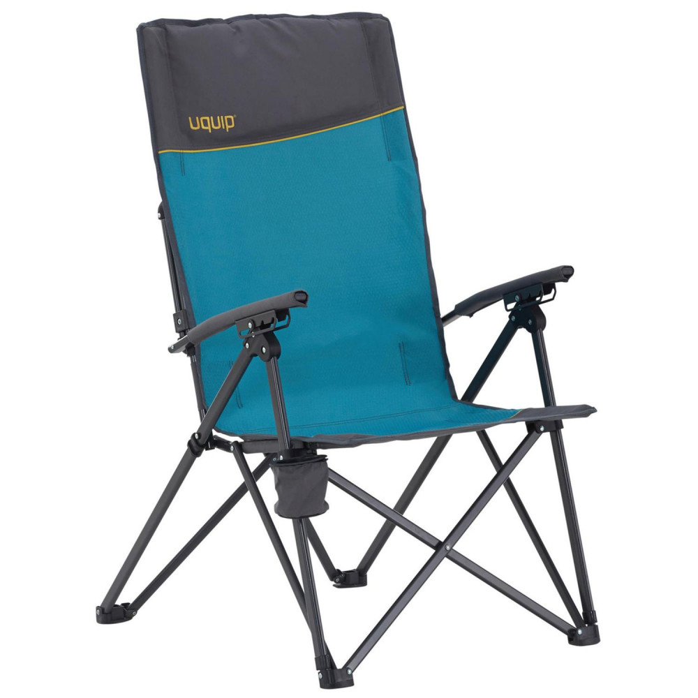 Кресло раскладное Uquip Becky Blue/Grey (244026)