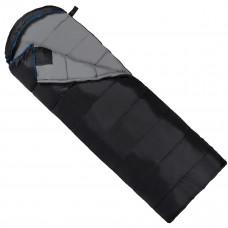 Спальный мешок (спальник) одеяло SportVida SV-CC0073 -3 ...+ 21°C L Black/Grey