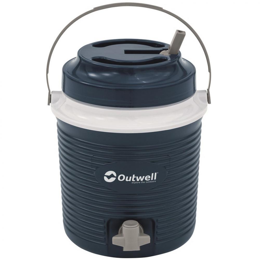 Термос для холодных напитков Outwell Coolbox Fulmar 5.8L Deep Blue (590148)